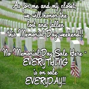 Other - 🇺🇸Remember the Reason!! 🇺🇸